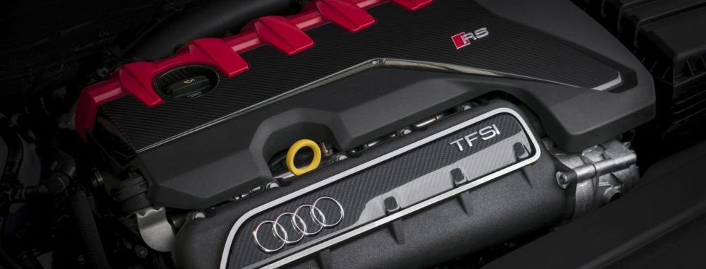 AUDI RS3 8V Facelift / TTRS 8S: CARBON-AIR-INTAKE COMING SOON !!!