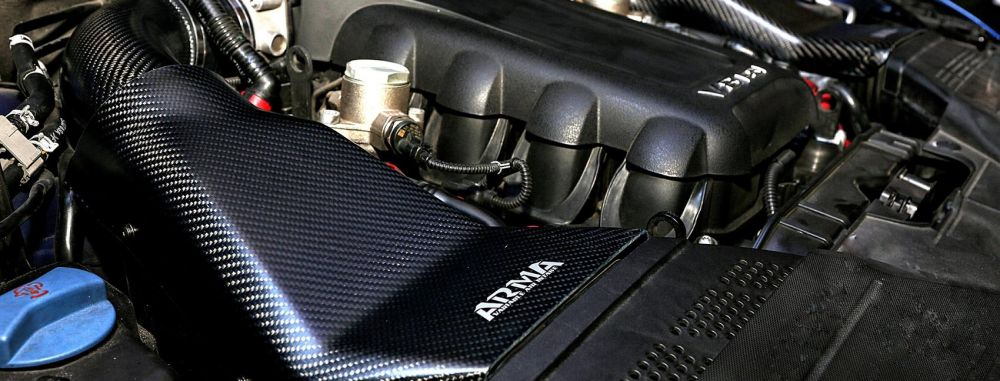 ARMA SPEED AIR INTAKE AUDI RS5 4,2L FSI