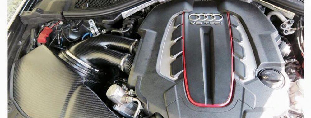 ARMA SPEED Carbon-Box für den neuen AUDI RS6 / RS7 4G